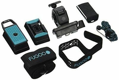 Fugoo Super Pack for Sport and Tough Speakers F6SPK01 Black and Teal