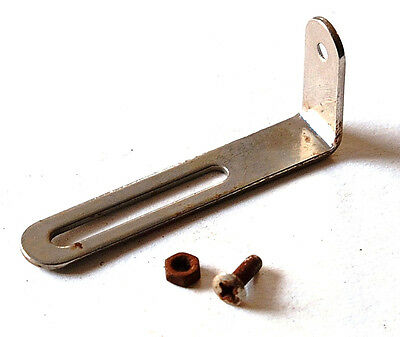 Aged Nickel Bracket Set with Screws fits to Gibson Les Paul®