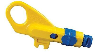 New Klein Tools - Vdv110-295 - Combination Coaxial & Twisted-Pair Cable Stripper