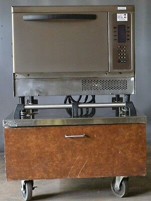 Used TURBO CHEF NGC RAPID COOK OVEN WITH STAND, Excellent, Free Shipping!!!