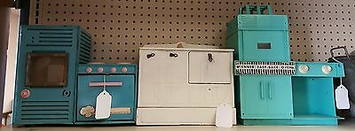 vintage easy bake oven 1950's toy kitchen collectible