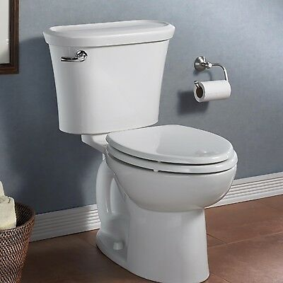 White Quick Release Soft Close Bathroom Oval Toilet Seat & Top Fixing Hinges Lid