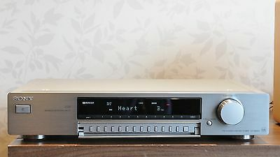 Sony Stereo Tuner ST-SB920 Suitable for FM DXing