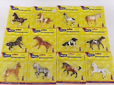 NIP Breyer Stablemates Collection of 12 From 1994