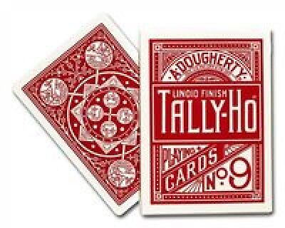 Tally Ho  Fun back -