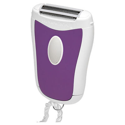 Remington Silky & Smooth Compact Battery Operated Lady Shaver WSF4810