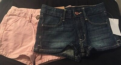 Girls Next And H&M Shorts Age 4-5