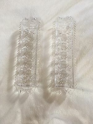 Glass Crystal Antique Dish