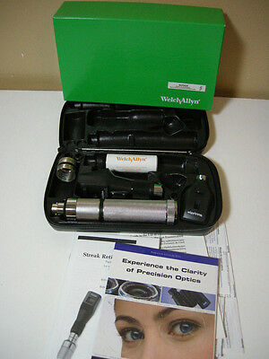 Welsh Allyn 3.5V Retinoscope/Ophthalmoscope w/ Convertible Handle 18200 11710