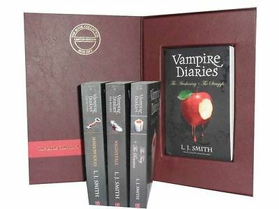 Vampire Diaries Collection: Awakening & the Struggle, the Fury & the Reunion,the