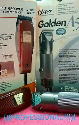 Oster Professional Animal Clippers/Groomers