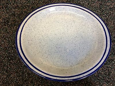 Syracuse China Platter/Oval Serving Plate Blue Speckle – EUC