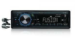 Fusion Rv-Cd850 Bt  Stereo Suit Caravan With Free Speakers (Rv-Fr5250)