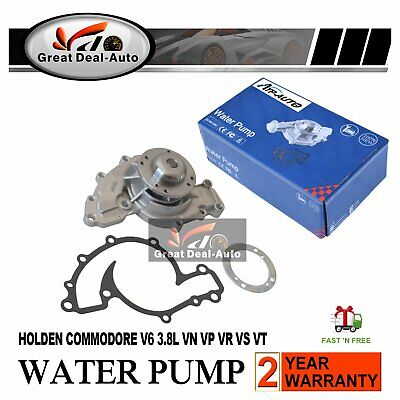 Water Pump for Holden Commodore V6 3.8L VN VP VR VS VT VX VY Ute Heavy Duty