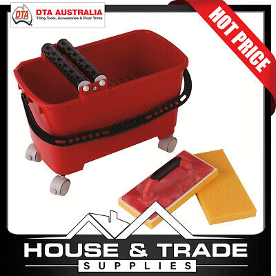 DTA Grout Clean Up System with Hydro Sponges UYBWMT