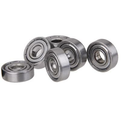 10Pcs 8mm roulement de roue Skateboard Inline Roller Skate Scooter 7x22mm