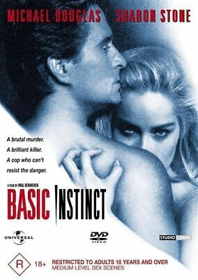 Basic Instinct   DVD R4