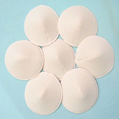 Chic Baby Feeding Cover Nursing Pad Round Shape Breathable Breast Pad 1/6/10PC