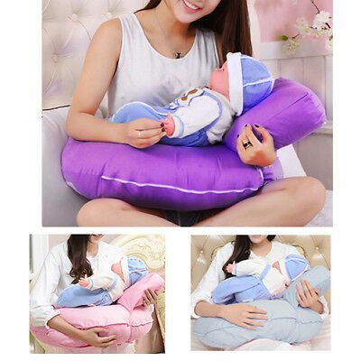 Hot Baby Feeding Pillow Comfy Soft Infant Sitting Chair Cushion Nursing Support