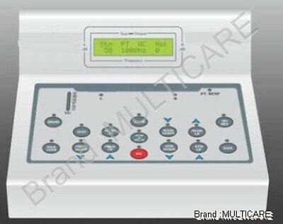 Portable Audiometer AUDIOLOGY TESTING