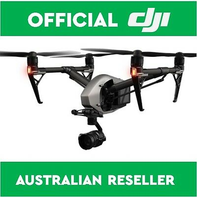 NEW DJI Inspire 2 RAW (LC3) with Cendence Remote Controller & License