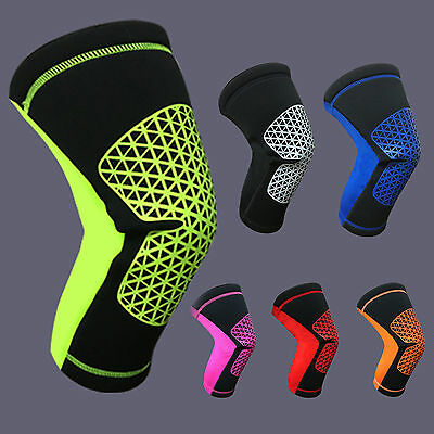 Knee Support Strap Arthritis Patella Pain Relief Gym Open Protect Kneepad UK