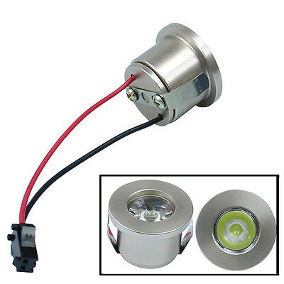 1/3W Mini Led Cabinet Down light Recessed Spot Driver Ceiling Lamp Mounted