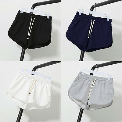 Women's Hot Pants Summer Casual Beach Shorts High Waist Short Lady Pantalones