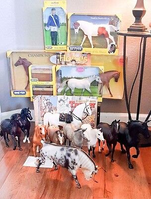 Breyer Traditional, Classic, BF Bull LOT BUY NOW and get some bonus EXTRAS!!