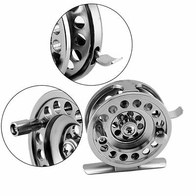 Metal Fly Fishing Wheel Ice Fishing Front Hit Fishing Reel BLE50/BLE60 BU