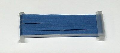 YLI Silk Ribbon 4mm x 3m - Shade 045 - Cobalt Blue