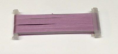 YLI Silk Ribbon 4mm x 3m - Shade 023 - Medium Violet