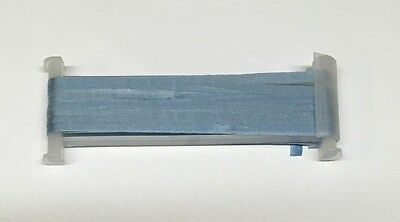 YLI Silk Ribbon 4mm x 3m - Shade 044 - Powder Blue