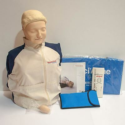 Laerdal Resusci Anne Torso with SkillGuide + Soft Carry Case - RRP £979.99