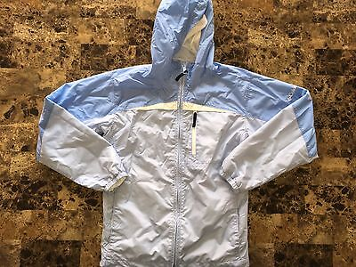 Columbia Rain Jacket Size 10-12 Youth