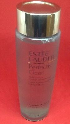 Estee Lauder Perfectly Clean Multi Action Toning Lotion Refiner 200ml New