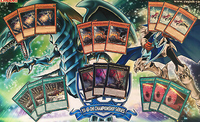 Zug Train Deck Support Core Lot 18 Karten DEUTSCH Yu-Gi-Oh Holos Sammlung NM #63