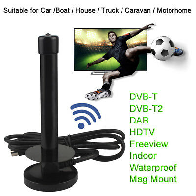 MAG-SAM Universal High Definition Digital HD Free View TV Antenna Aerial DVB-T