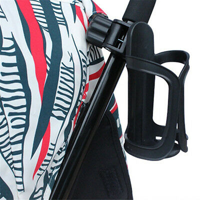 Universal Baby Stroller Milk Bottle Cup Holder Buggy Pram Bicycle Bottle Rack