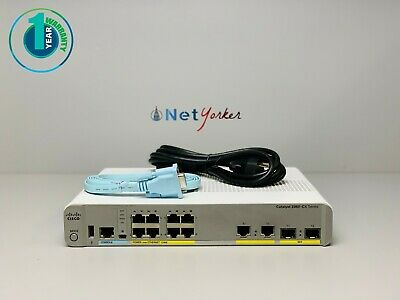 CISCO2901 CISCO2901/K9 Integrated Services Router -same day shipping-