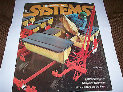 1975 White Better Farming Systems Magazine 4-150 2-105 2-150 4-180 Tractor
