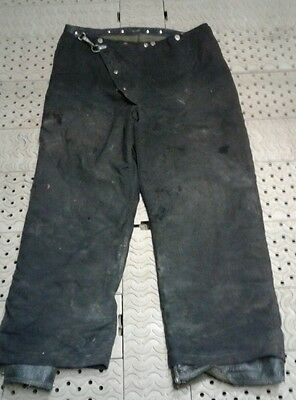 Globe Fire Fighters Turnout Pants Size 38.........t