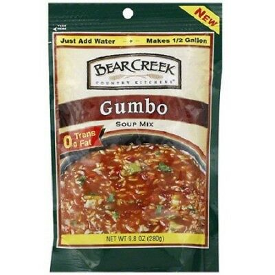 Bear Creek Country Kitchens Gumbo Mix