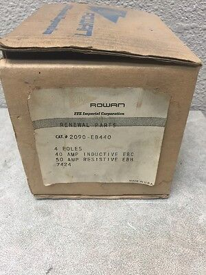 Ite Gould 2090-Eb440 4 Pole  Contact Kit 40 Amp New
