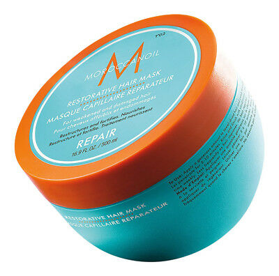 Moroccanoil Restorative Hair Mask 16.9 oz 500 ml. Sealed Fresh