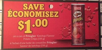 Pringles Coupons Canada