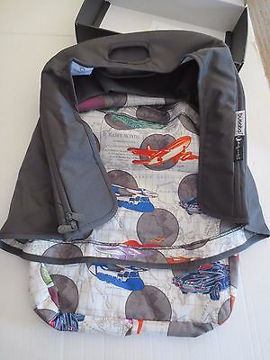 Bugaboo Donkey Accessory Pack - Andy Warhol Dark Grey/Transport