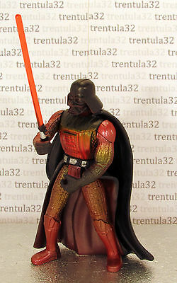 TARGET EXCLUSIVE 1/50k LAVA DARTH VADER Revenge of the Sith ROTS Star Wars Loose