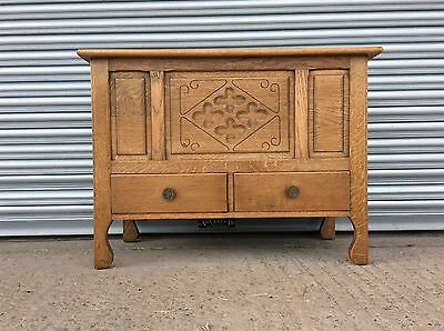 Mule Chest 1940's