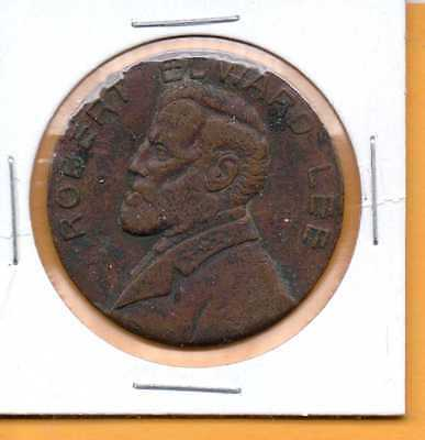 HK-774 Robert E Lee Birthplace $ Bronze So Called Dollar
